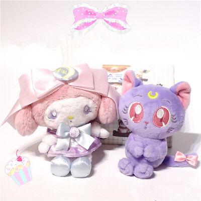 NEW GE Sailor Moon R Princess Small Lady Plush 20cm GE52702 US Seller
