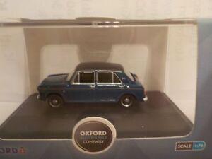 Austin-1300-Blue-Model-Cars-Oxford-Diecast