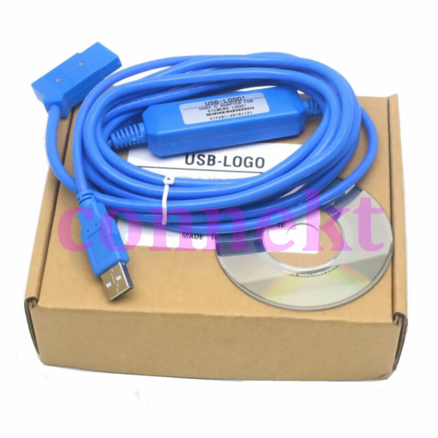 Programming Cable for SIEMENS LOGO! USB-CABLE vista windows7 6ED1 057-1AA00-0BA0