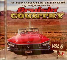 CRUISIN' COUNTRY - Volume #8 - 30 VA Tracks'