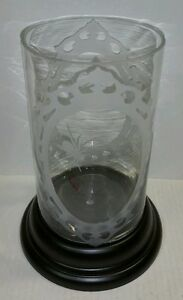 Yankee-Candle-Halloween-Witches-Ball-Spider-Web-Jar-Candle-Holder-New