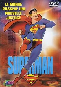 Superman Fun Kid S Dvd Dessin Anime Neuf Cello Ebay