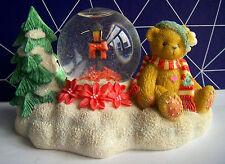 Cherished Teddies December Snowball 979260
