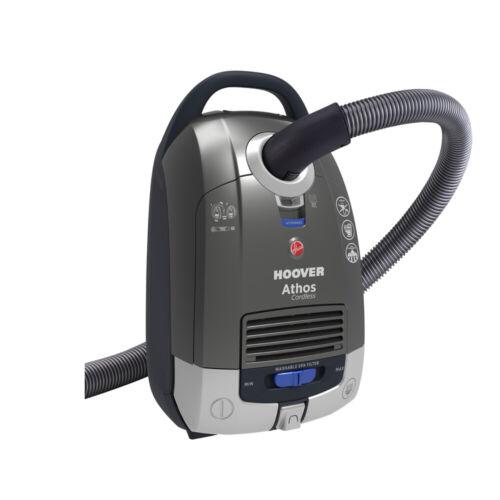 Hoover ATC18LI Aspirapolvere Traino SENZA FILO a Batteria Litio Filtro HEPA