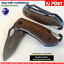 Popular folding knife hunting classic timber handle pocket knife camping knife