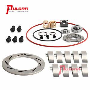 13.2mm Vane Pack PULSAR 05-07 6.0L Powerstroke 6.6L DURAMAX LLY LBZ GT3782VA GT3788VA Turbo Nitrided Unison Ring