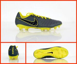 Détails sur Nike Chaussures Football Tiempo Legend 7 Pro Fg AH7241 070 GrisJaune Février
