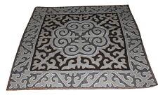 2mx2m Shirdak Shyrdak handmade felt carpet rug from Kyrgyzstan