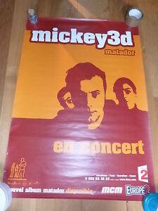 Mickey-3D-Poster-di-Concerto-Poster-Matador