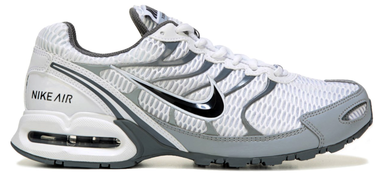 New NIKE Air Max Torch 4 Running sizes Shoes Mens all sizes Running white gray 44e442