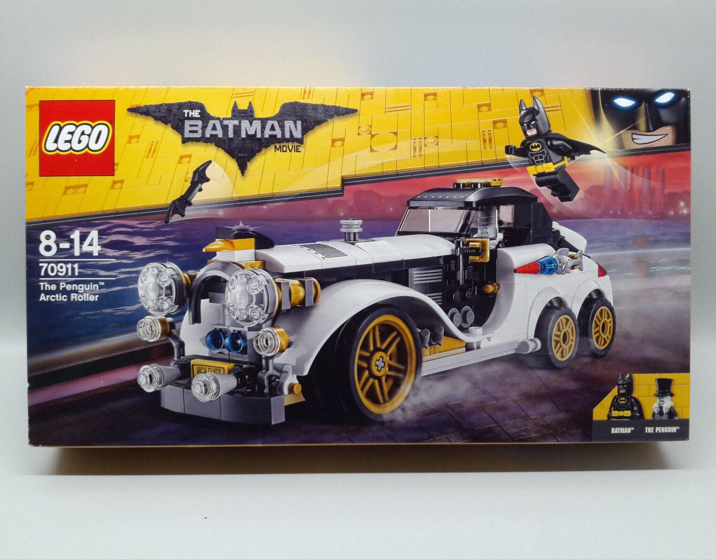 LEGO Batman Movie - 70911 Der Arktisflitzer des Pinguins - NEU