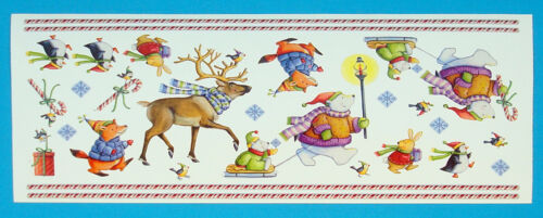 Christmas Parade stickers by Printworks Scrapbook Stickers