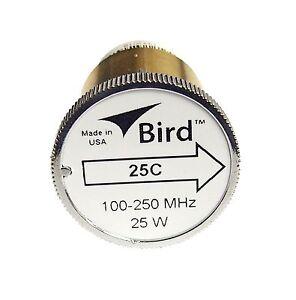 150-250MHZ 25W 25C ELEMENT FOR BIRD 43