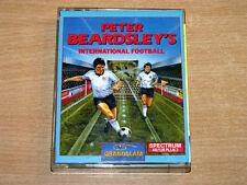 ZX Spectrum - Peter Beardsley International Football