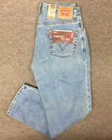Levi's Men's 560 Comfort Fit Jeans Medium Stonewash 30x32
