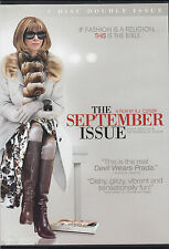 The September Issue Anna Wintour (DVD 2010, 2-Disc Set Special Edition)