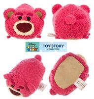 Disney Authentic Tsum Tsum Plush Mini 3 1/2 Toy Story Lots-o Huggin Bear (new)