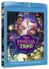 Princess and The Frog 8717418268909 Blu-ray Region B