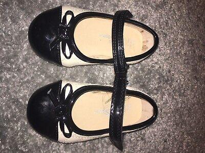 Bebé Niña Zapatos Talla 4