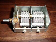 Air Variable Tuning Capacitor Cmin=14pf/cmax=507pf 1pcs new