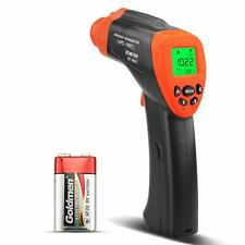 Btmeter Non Contact Digital Infrared Thermometer High Ir Laser Temp Gun 161