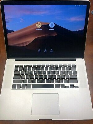 Used Macbook Pro >> Used Apple Macbook Pro 15 4in 256gb Intel I7 3rd Gen 2 30ghz 8 Gb Ddr3 Ebay