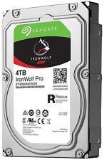 "Seagate Ironwolf ™ 3.5"" SATA 6gb/s NAS Pro Business unidad de disco duro, 4tb"