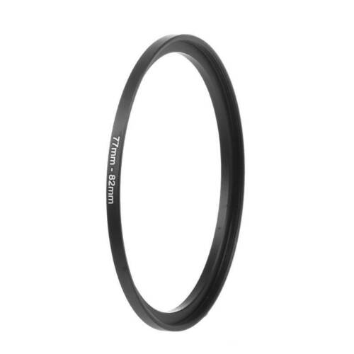 77mm To 82mm 77mm-82mm 77 To 82 Metal Step Up Rings Stepping Lens Adapter Filter