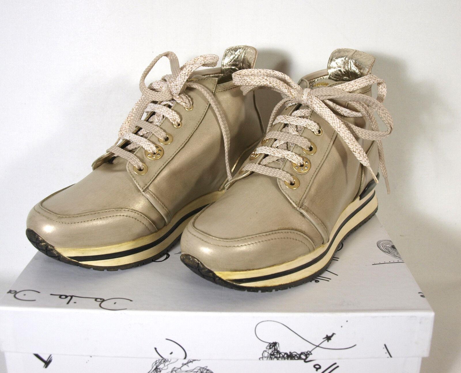 Elisa CAVALETTI Shoes Scarpe euforia Oro Sneaker elw160195503 sale 40 41