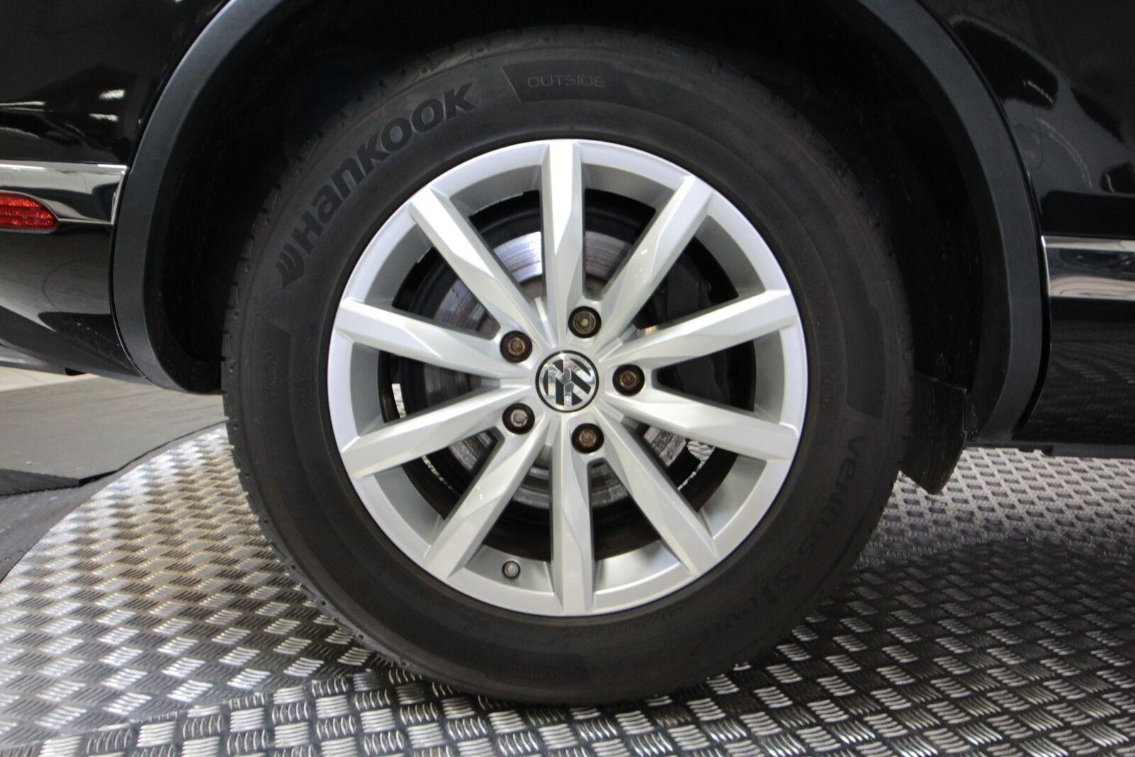 VW Touareg V6 TDi 262 Tiptr. 4M Van