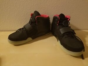 Nike Air Yeezy Shoes Kanye West Black Charcoal Air Yeezy S  Air Yeezy S