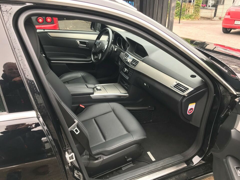 Mercedes E200, 2,2 CDi st.car aut. BE, Diesel