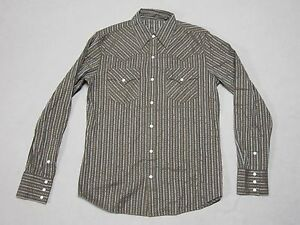 Size L Western Style Button Up