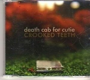 CT317-Death-Cab-For-Cutie-Crooked-Teeth-2005-DJ-CD