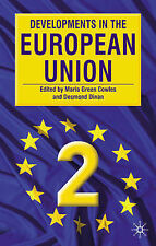Developments in the European Union 2: Second Edition, Cowles, Maria Green, Very