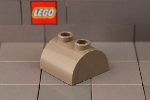 Choose Your Color **Four per Lot** LEGO Brick 2 x 2 with Curved Top #30165