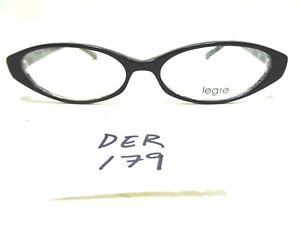 791fb121bf6 New LEGRE Eyeglasses Frame LE 089 610 Cat Eye Shape Japan (DER-179 ...