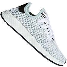 Women adidas Originals Deerupt Runner W Athletic Shoes Ash ...