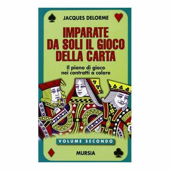 9788842525530 Imparate da soli il gioco della carta: 2 - Jacques Delorme
