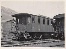 ORIG.FOTO CA.6X6CM TW C4i S.B.B. WERKSTATT SBB DREHGESTELL OHNE FABRIKSCH. (G96)