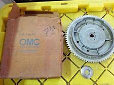 Johnson EVINRUDE OMC 580866 Flywheel 1970-1972 18-25hp for
