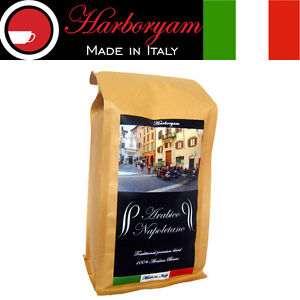 Harboryam-Ground-coffee-100-Arabica-blend-traditionally-made-in-Italy
