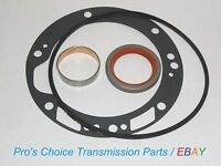 Front Pump Reseal Kit With Bushing--fits All 1964 To 1966 Ford C4 Transmissions