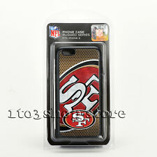 NFL SF San Francisco 49ers Rugged Hard Snap Case for iPhone 6 iPhone 6s Red/Gold