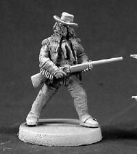 Buffalo Bill Cody Reaper Miniatures Chronoscope Cowboy Gunslinger Western Lawman