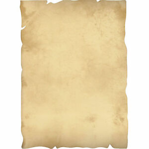 Urkundenpapier-Dokumentenpapier-Antik-A4-21-x-30-cm-Marmorpapier-Urkunde