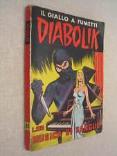 DIABOLIK N. 20 II SECONDA SERIE ANNO 1965 - OTTIMO