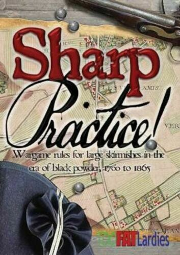 Too Fat Lardies BP1295 Sharp Practice II /& Cards