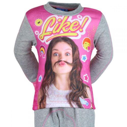 Enfants Filles soja Luna Disney Teen caractères Survêtement Tenue /& JEUX 6,8,10,12yrs