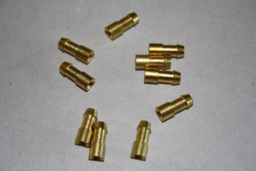 Brass Bullet Connectors Connector sertir sertissure terminaux Wire Cable X 20